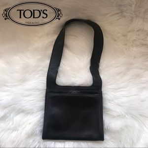 Authentic TOD'S Leather Mini Shoulder Bag
